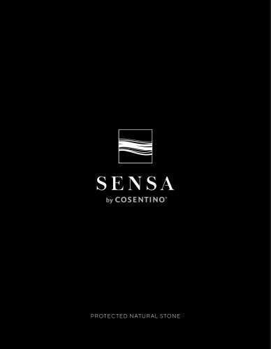 SENSA by COSENTINO - PROTECTED NATURAL STONE