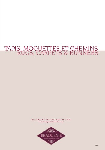 RUGS CARPESS AND RUNNERS