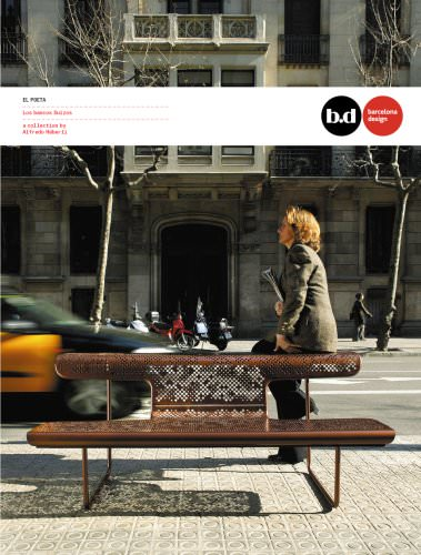 The Poet -The Swiss benches- '07