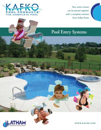 Pool Entry Systems