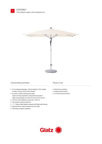 FORTERO®