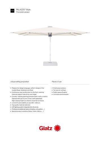 PALAZZO® Style