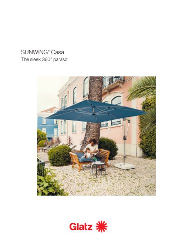 SUNWING® CASA