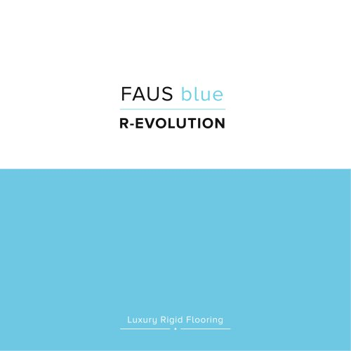 FAUS blue R-EVOLUTION