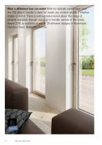 New from FSB in 2019 supplement to Manual 13 Door and window hardware - 14