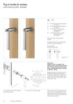 New from FSB in 2019 supplement to Manual 13 Door and window hardware - 18