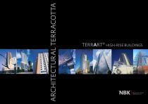 TERR ART ® HIGH -RISE BUILDINGS