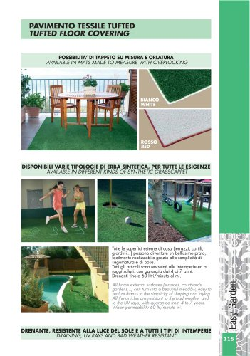SYNTETHIC TURF FITTING