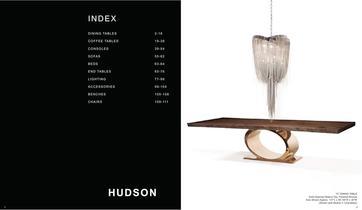 HUDSON FURNITURE- catalogue -