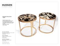 Occasional tables - 9