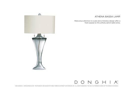 ATHENA BASSA LAMP