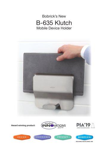B-635 Klutch Sell Sheet
