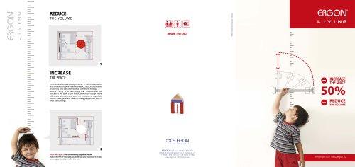 Celegon - Brochure Ergon Living - EN