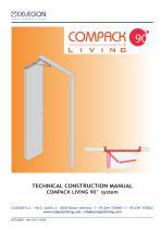 Celegon - Technical Manual Compack Living 90° - EN - 1