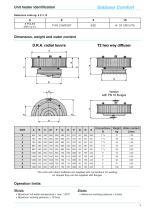 Comfort Circular Unit Heater Polaris Air Conditioner - 3