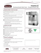 OV500G2-EE Rotating Double Rack Oven ? Energy Efficient Gas