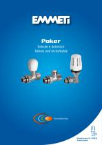 valves and lockshields Poker - IT/GB 03
