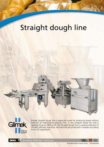 Glimek Straight Dough Line