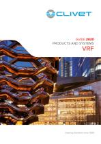 Products and systems VRF