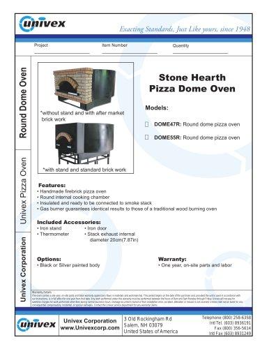 Stone Hearth Pizza Dome Oven