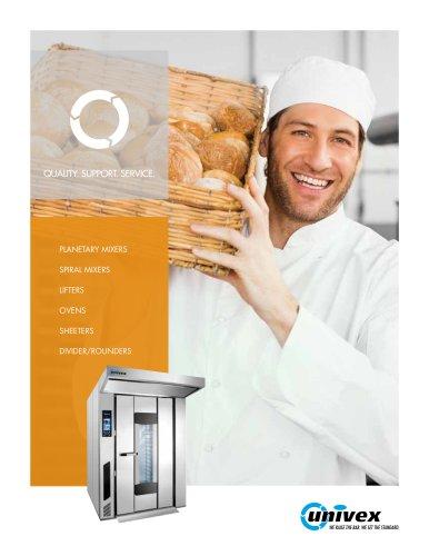 Univex-Bakery-Brochure