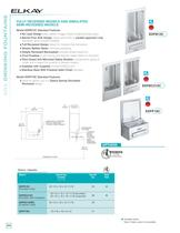 Water Coolers and Drinking Fountains 2007 - 24