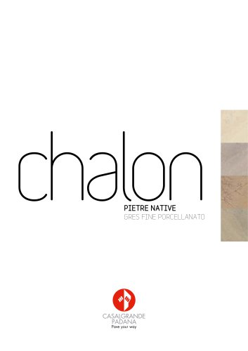 Pietre Native - Chalon