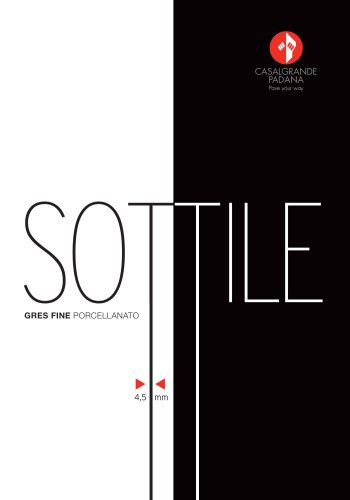 Pietre Native - Sottile