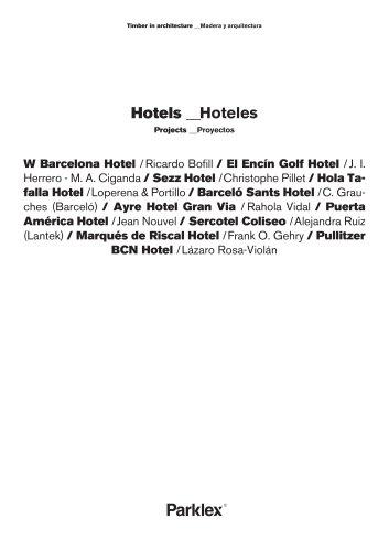Parklex Hotels