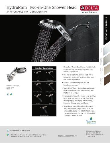 Hydrorain Sell Sheet