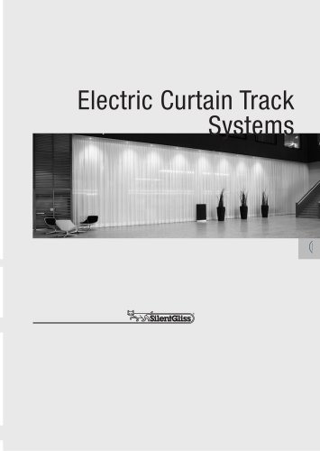 Electric Curtain Track Systems