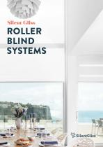 ROLLER BLIND SYSTEMS - 1