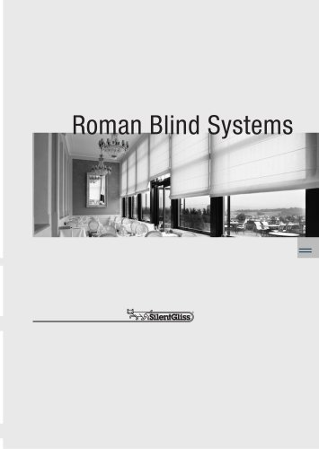 Roman Blind Systems