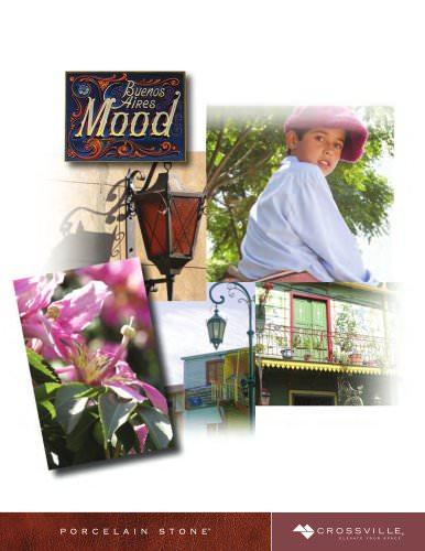 Buenos Aires Mood Brochure