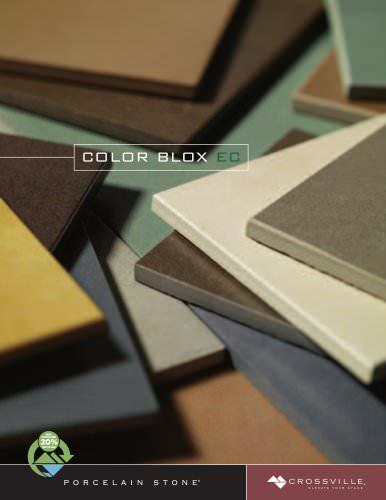 Color Blox EC Brochure