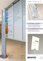 Modular sign systems and display stands - 11