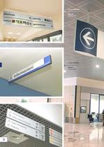 Modular sign systems and display stands - 12
