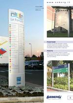 Modular sign systems and display stands - 7