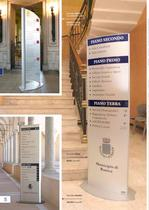 Modular sign systems and display stands - 8