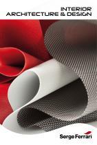 Interior Architecture & Design brochure GB-ES - 1