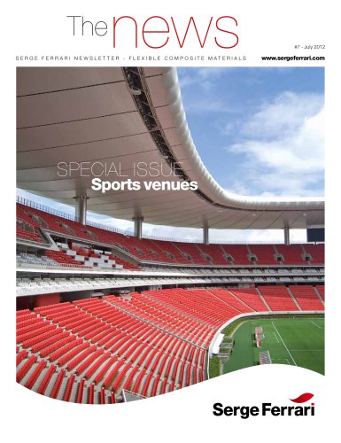 SPECIAL ISSUE 6 Sports venues
