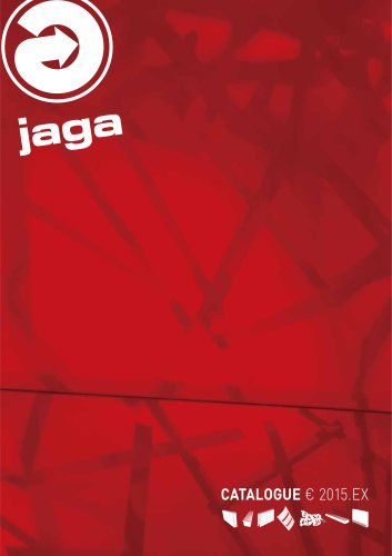 JAGA Catalogue 2015