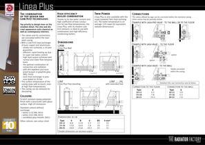Product description  Linea Plus - 2