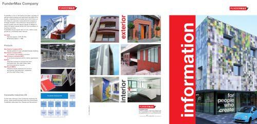 Brochure | Corporate Information