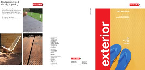 Brochure | Max Exterior - Surface NH (Hexa)