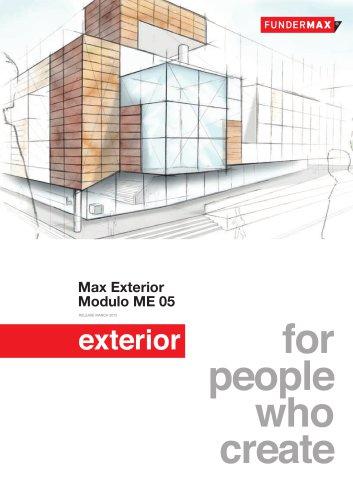 Max Exterior Modulo ME 05