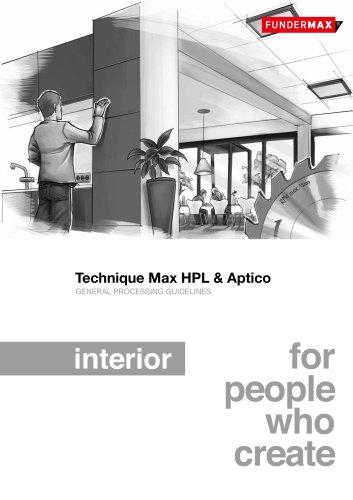 Technique Max HPL & Aptico