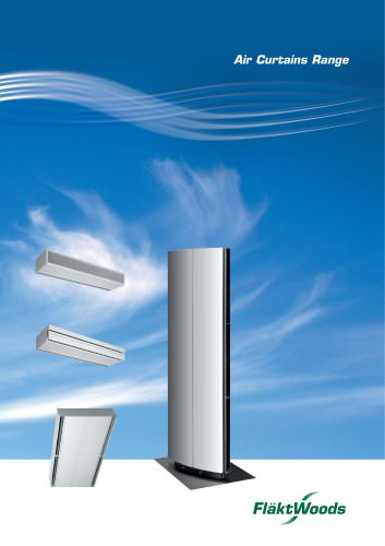 Air Curtains Range