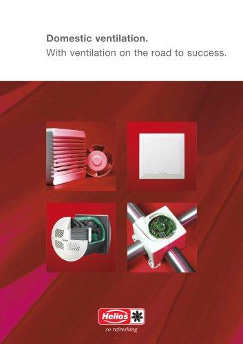 domestic ventilation