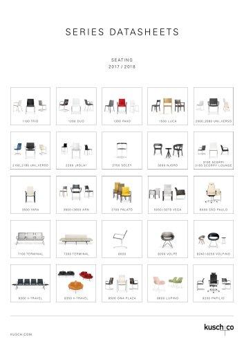 Series datasheets seating